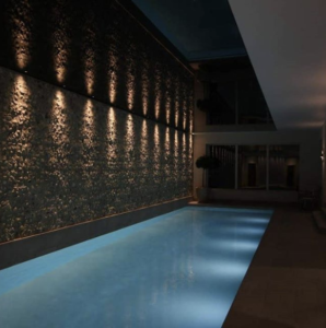 swimming pool lighting, plum lighting, lighting solutions,